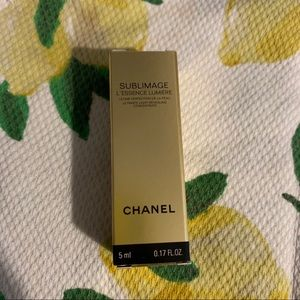LAST CHANCE Chanel deluxe sample sublimage